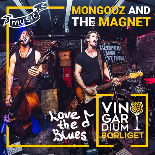Mongooz and the Magnet   • péntek • 18:30