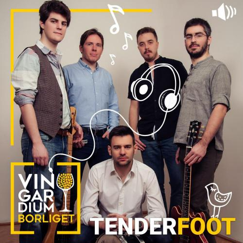 Tenderfoot • szombat • 16:30